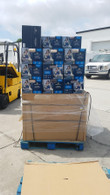 Wholesale Pallet of Brand New Overstock Electric Extension Cord Reels, Throws and Mattress Pads