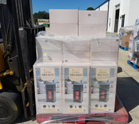 """Wholesale Pallet of 23"""" Infrared Tower Heaters Brand New Overstock"""