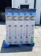 Wholesale Pallet of Westinghouse 1500W Freestanding Electric Patio Heaters Brand New Overstock