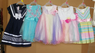 Wholesale Lot of Infant Toddler Girls Jessica Ann Party Dresses Brand New