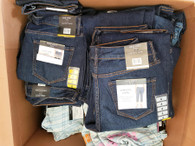 Wholesale Lot of Nine West Denim Jean Capri Pants Brand New