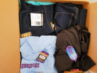 Wholesale Mixed Clothing Lot Jackets Vests Capris Tops More Brand New