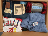 Wholesale Mixed Lot of Clothing Mens Womens Bottoms Tops More Brand New