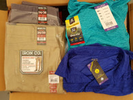 Wholesale Mixed Clothing Lot Womens Mens Tops Bottoms More Brand New