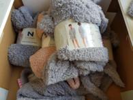 Wholesale Lot of Womens Natori Plush Lounge Cardigan Robes New