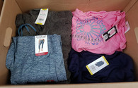 Wholesale Mixed Clothing Lot Womens Mens Tops Bottoms More
