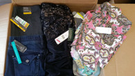 Wholesale Lot of High End Womens Petite Apparel Clothing Mixed Brands Sizes Styles Brand New