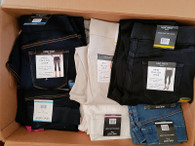 Wholesale Lot of Womens Clothing Jeans Tops Seven 7 Nine West More Brand New
