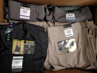 Wholesale Lot of Mens Clothing PGA Golf Shorts Tops More Brand New