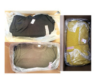Wholesale Lot of Womens  Mote 3/4 Sleeve Tunic Thick Knit Sweaters Brand New Overstock