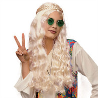 Wholesale Lot of Assorted Halloween Dress Up Wigs. Mixed Colors,Lengths,Styles Lot of 10