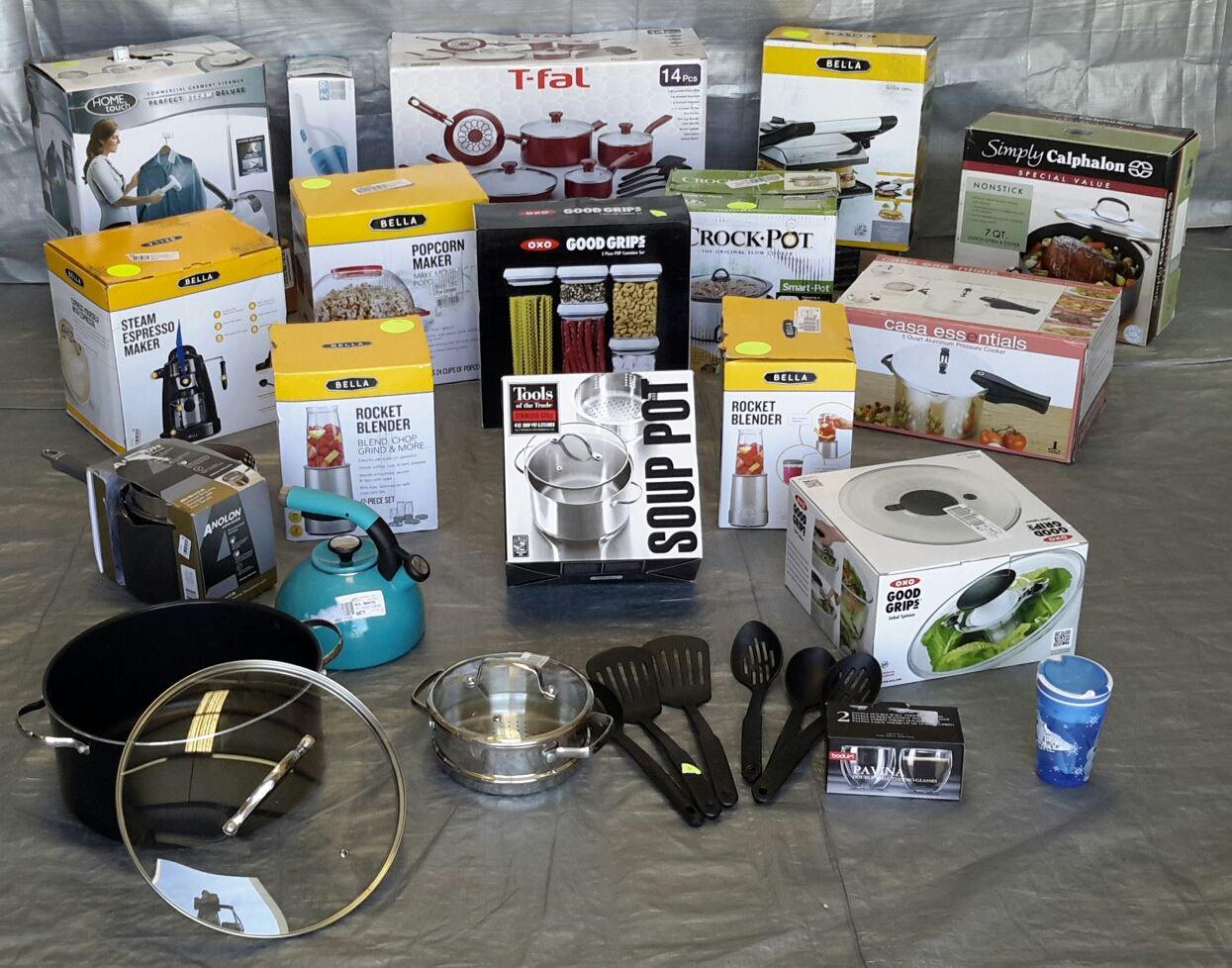 Wholesale Lot Small Kitchen Appliances Electrical Amp Non