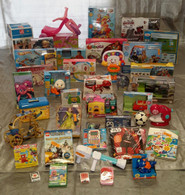 Wholesale Lot of Kids Toys & Collectibles Approx 40 items! Lot #7