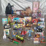 Wholesale Lot Manifested 41 Kids Toys & Collectibles! Lot #16
