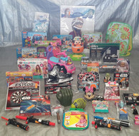 Wholesale Lot Manifested 40 Kids Toys & Collectibles! Lot #18