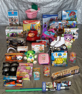 Wholesale Lot Manifested 41 Kids Toys & Collectibles ! Lot #24