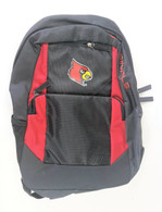 Wholesale Lot of 5 NCAA University of Louisville Cardinals Backpacks Brand New