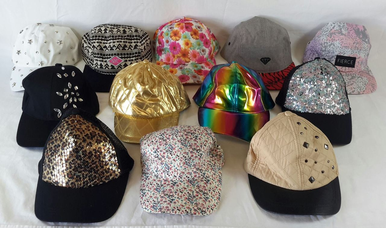 Womens Baseball Caps With Bling