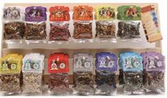 Prabhuji's Pure Resin Incense ~Chakra~ Purpose~1.2oz bag LOTS OF CHOICES!