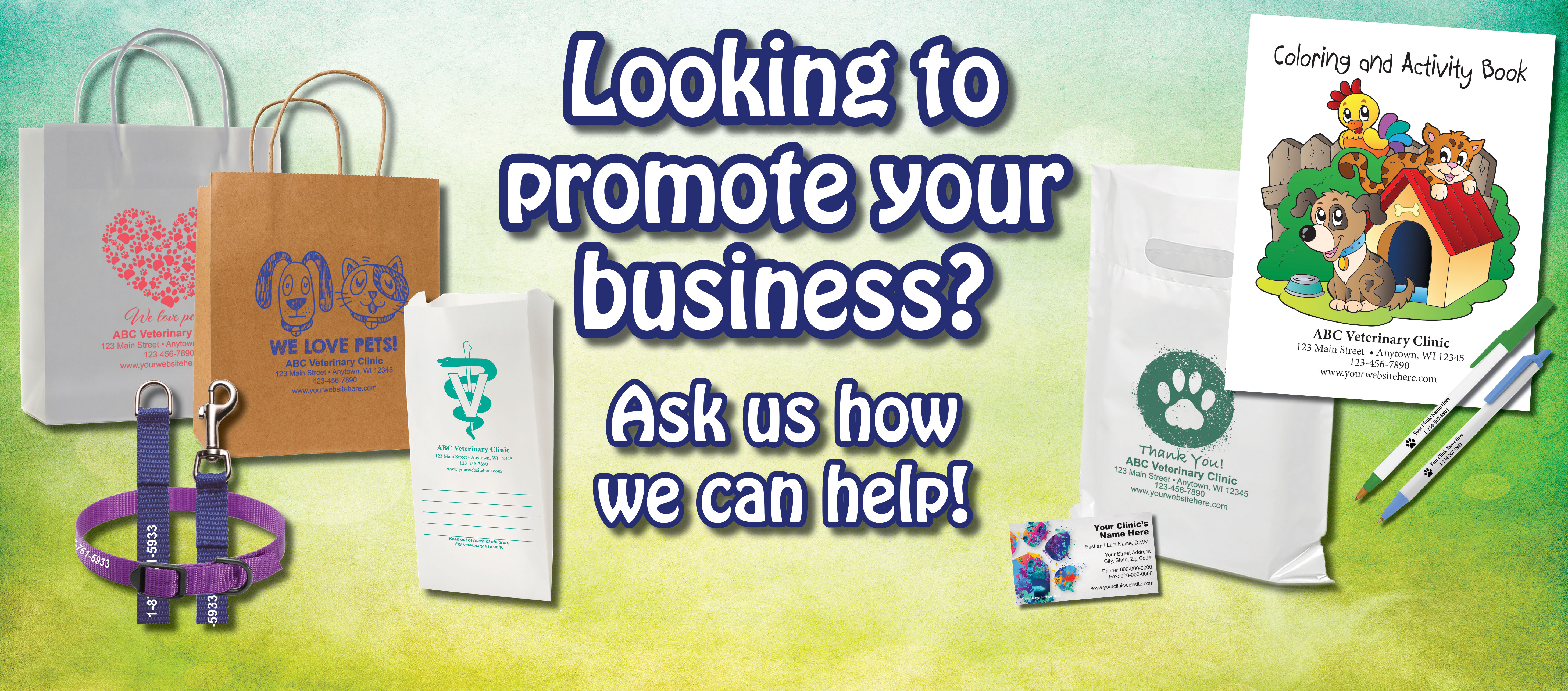 Start The New Year By Promoting Your Business