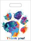 """FCTOTE3 - 9""""x12"""" Full-Color Plastic Tote"""