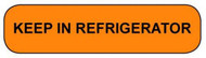 C-11 Medication Instruction Sticker - Keep in Refrigerator