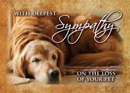 SYMDOG7 - Sympathy Card