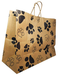 KPBL - Large Kraft Paper Bag with Handles
