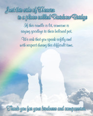 EP1 - Dog & Cat Euthanasia Poster
