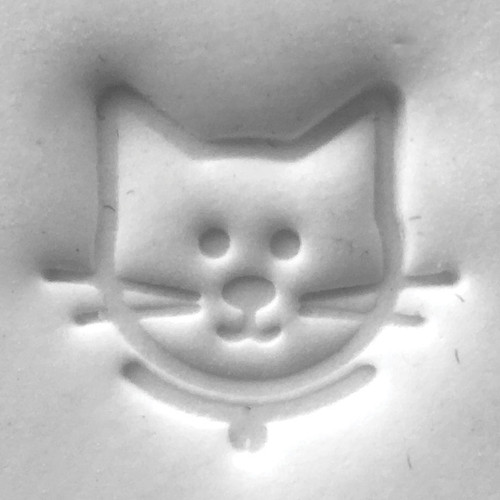 SCAT - Cat Shaped Stamp