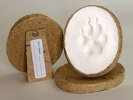 KIK12S -12 pk. Air Dry Pet Oval Keepsake Impression Kits™