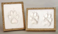 KIK6L -6 pk. Air Dry Pet Oval Keepsake Impression Kits™