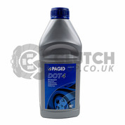 Pagid Dot5.1 Brake Fluid 500ml