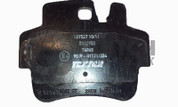 Textar Front Brake Pads Converted for 312mm Discs