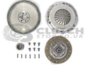 Darkside Developments G60 10kg Flywheel and Sachs VR6 Clutch Kit 5 Speed 02J, 02A, 02R