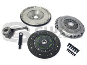 Darkside Developments Single Mass Flywheel (SMF) & Clutch Kit for VW 02M 6 Speed