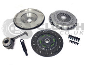 Darkside Developments Single Mass Flywheel (SMF) & Clutch Kit for VW 02Q 6 Speed