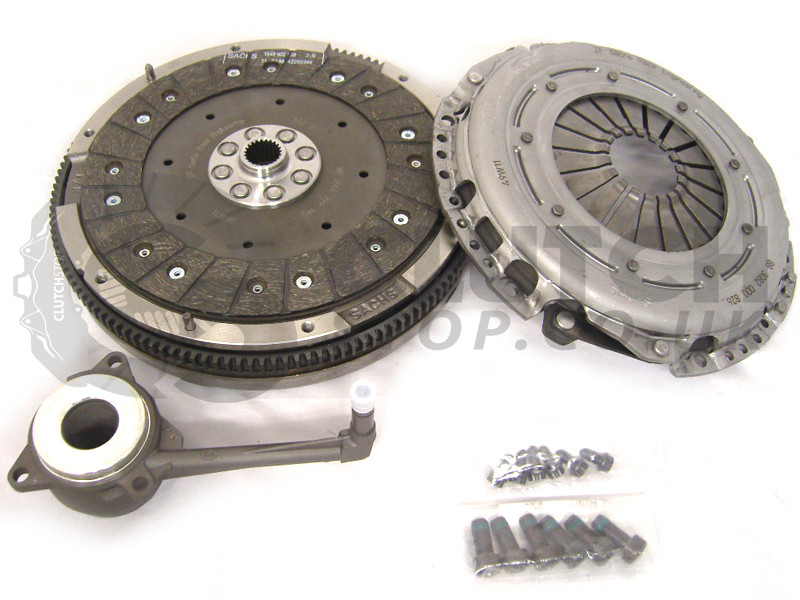 FORD GALAXY 1.9 TDI AVG DUAL MASS FLYWHEEL REPLACEMENT FLYWHEEL AND CLUTCH CSC