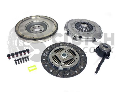 Valeo 6 Speed 02Q Single Mass Flywheel and Clutch Kit (SMF)