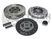 LuK 2.0 TDi Dual Mass Flywheel and Clutch Kit for Audi A4 / A6 B7 Platform PPD170