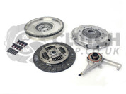 Valeo Transporter T4 2.5 TDi Single Mass Flywheel (SMF) & Clutch Kit
