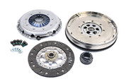 Luk Flywheel & Sachs Sre Clutch Kit For Vw Passat / Audi A4 / Audi A6 1.9 & 2.0 Tdi 6 Speed