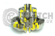 Volvo S60R 4x4 front Quaife ATB Helical LSD differential