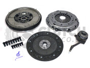 LUK Dual mass flywheel and Sachs Performance Organic Clutch Kit Ford / Volvo 2.5