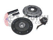 02Q Sachs Performance SRE 3 Piece Clutch Kit - Compatible with LUK Flywheel.