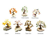 Vibrationally Infused GemTrees