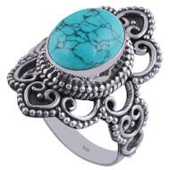 Royal Pool Turquoise Ring