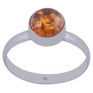 Petite Amber Ring