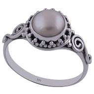Precious Pearl Petite Ring Size 6.5