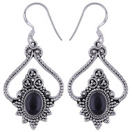 Royal Onyx Earrings